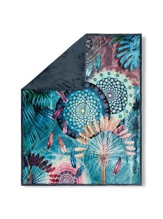 Home farebné obojstranná deka Hip Kanya 130x160 cm