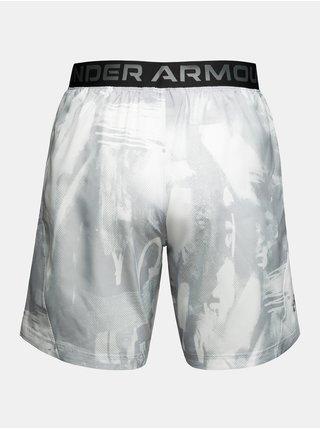 Kraťasy Under Armour Woven Adapt Shorts - šedá