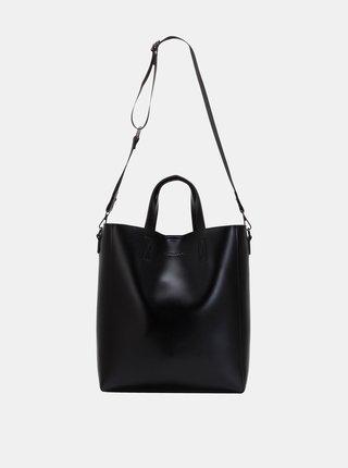 Černá kabelka s odnímatelným pouzdrem Claudia Canova