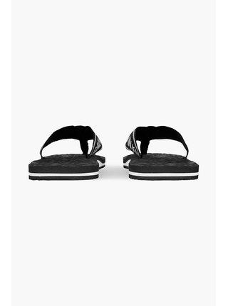 Čierne pánske žabky Calvin Klein Beach Sandal Institutional