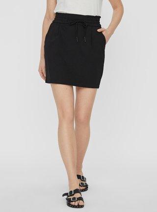 Čierna sukňa VERO MODA Meva