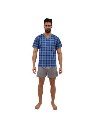 Pánské pyžamo Lonka modré