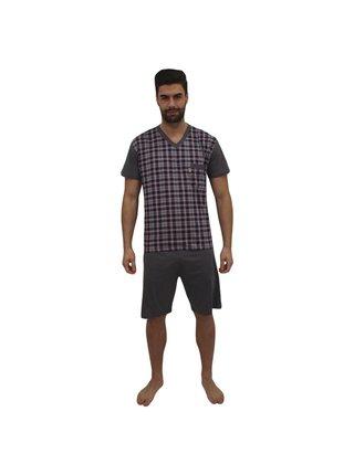Pánské pyžamo Foltýn vícebarevné