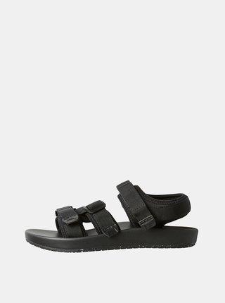 Čierne sandále VERO MODA Soft