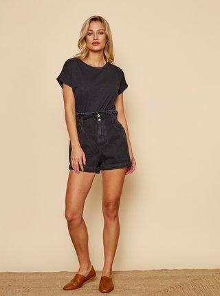 Čierne dámske basic tričko ZOOT Baseline Ruthie
