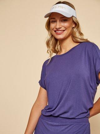 Fialové basic šaty ZOOT Baseline Nona
