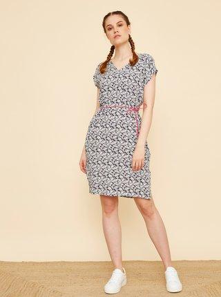 Voľnočasové šaty pre ženy ZOOT - biela, čierna
