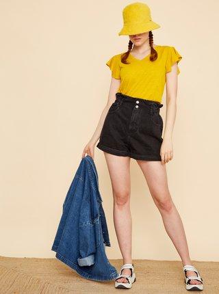 Žluté dámské tričko ZOOT Baseline Ariana