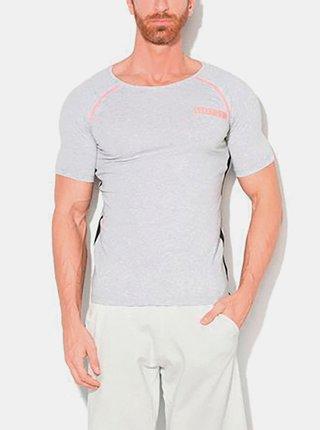 Dámské tričko U82A16JR00A - Guess šedá