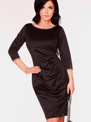 Dámské šaty model P30213 - Merribel černá