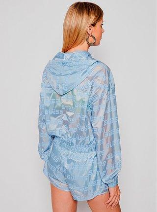 Dámská bunda O1GA27WDEZ0 - G4Q3 modrá - Guess modrá