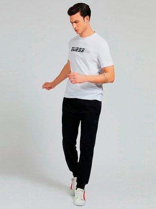 Pánské tričko U1GA23 J1311 - TWHT bílá - Guess bílá
