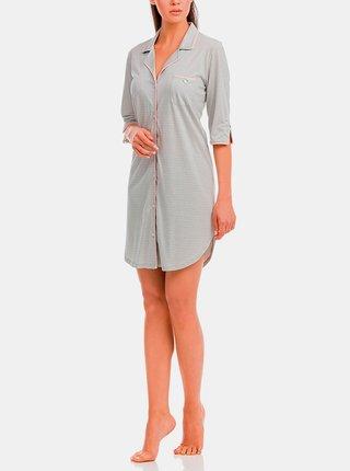 Dámská noční košile 12023-473 šedá - Vamp šedá