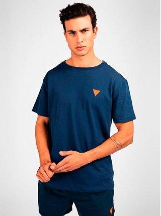 Pánské tričko - F0BI00K8HM0 - D780 - Guess tmavě modrá