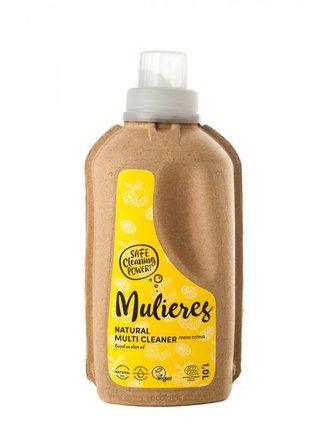 Mulieres Koncentrovaný univerzální čistič BIO (1 l) - svěží citrus
