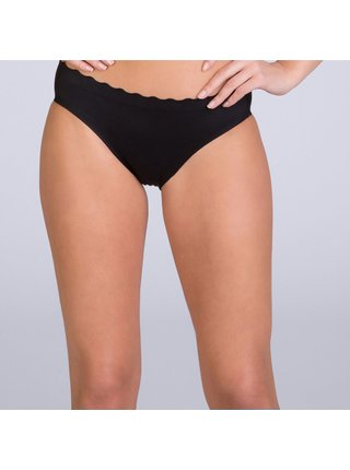 DIM BEAUTY LIFT SLIP - Dámské kalhotky - černá