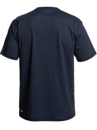 Quiksilver SOLID STREAK EU NAVY BLAZER pánské triko s krátkým rukávem - modrá