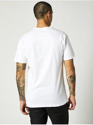 Fox Roadie Premium OPTIC WHITE pánské triko s krátkým rukávem - bílá