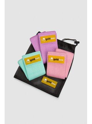 Odporová Guma GoldBee Textilní - set A | 3 k