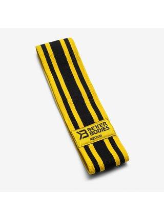 Odporová Guma Better Bodies - Black/Yellow