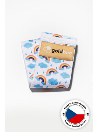 Odporovací guma GoldBee BeBooty Rainbow CZ