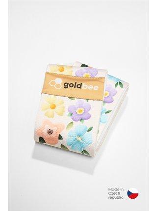 Odporovací guma GoldBee BeBooty Květinová Zahrada CZ