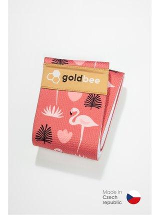 Odporovací guma GoldBee BeBooty Flamingo CZ