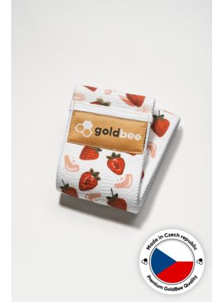 Odporovací guma GoldBee BeBooty Strawberry CZ