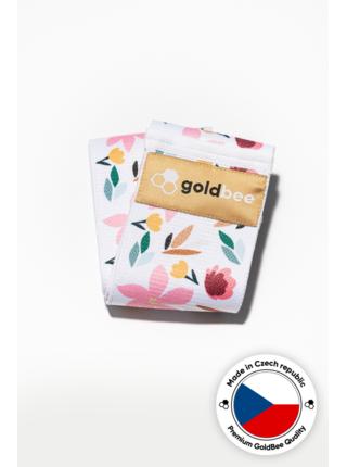 Odporovací guma GoldBee BeBooty Flowers CZ