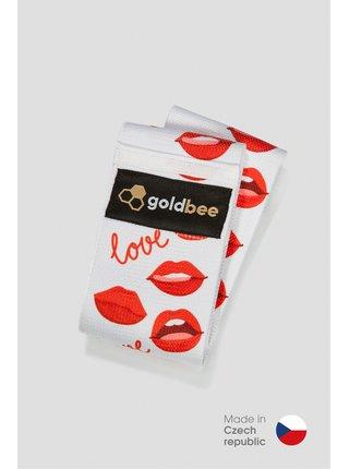 Odporová guma GoldBee BeBooty Love Lips CZ