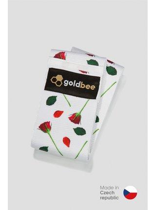 Odporová guma GoldBee BeBooty Love Rose CZ