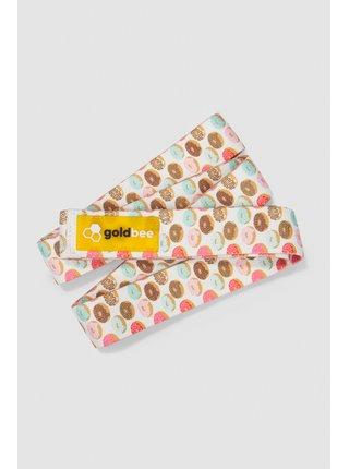 Odporová Guma GoldBee Textilní Dlouhá - Donuts