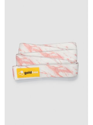 Odporová Guma GoldBee Textilní Dlouhá - Marble Sand