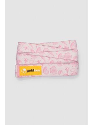Odporová Guma GoldBee Textilní Dlouhá - Rose Sea