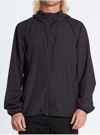 Billabong TRANSPORT black podzimní bunda pro muže - černá
