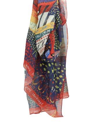 Anekke barevné šátek Kenya