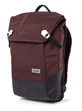 AEVOR Daypack Proof PROOF MAROON batoh do školy - růžová
