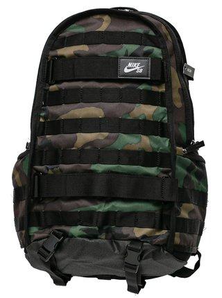 Nike SB RPM BLACK/BLACK/BLACK batoh do školy - černá