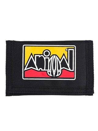 Animal MODIFY black pánská značková peněženka - černá