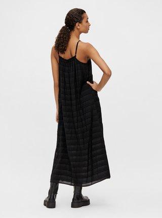 Letné a plážové šaty pre ženy .OBJECT - čierna
