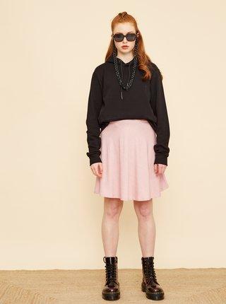 Rúžová basic sukňa ZOOT Baseline Andrea