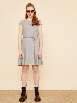 Šedé basic šaty ZOOT Buffy