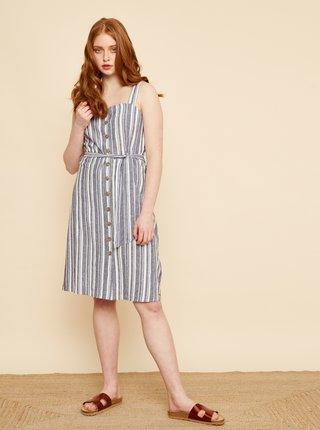 Letné a plážové šaty pre ženy ZOOT - sivá