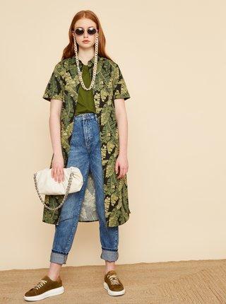 Zelené dámské tričko s potiskem ZOOT Baseline Braulia