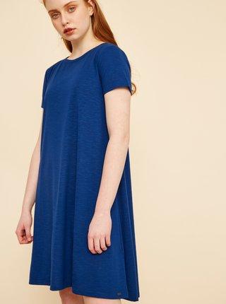 Tmavě modré šaty ZOOT Baseline Bela