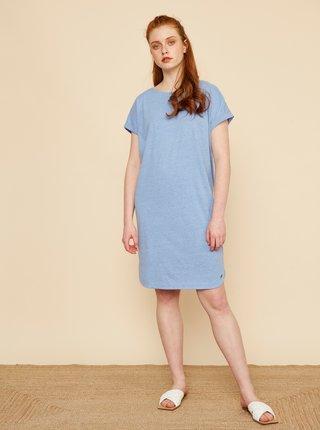 Světle modré basic šaty ZOOT Baseline Seraphina