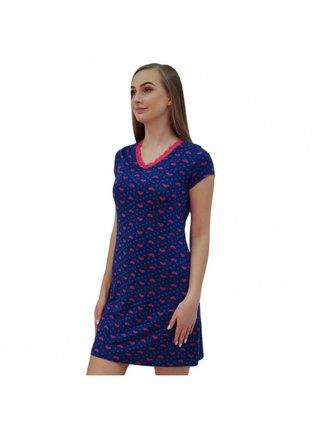 Dámská noční košile Cocoon Secret modrá