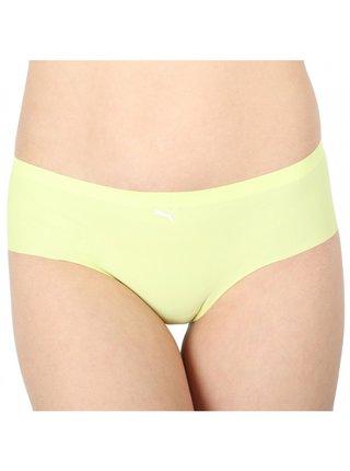 2PACK dámské kalhotky Puma žluté