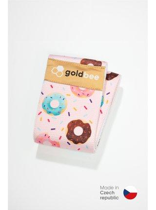 Posilovací guma GoldBee BeBooty Pink Donuts CZ