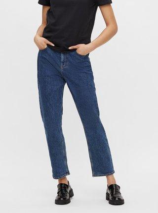 Modré mom džíny Pieces Vera